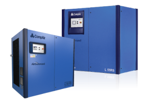 ACB North - 55-140kW Screw Air Compressor