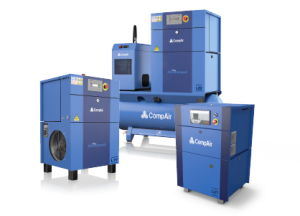 ACB North - 7-22kW Rotary Screw Compressor