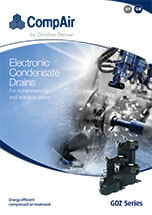 Electronic Condensate Drains