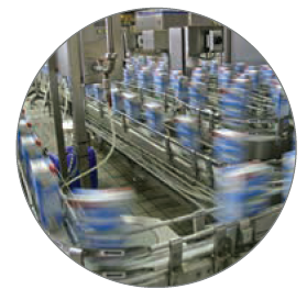 Considerations for compressed air users in the Food & Beverage industry