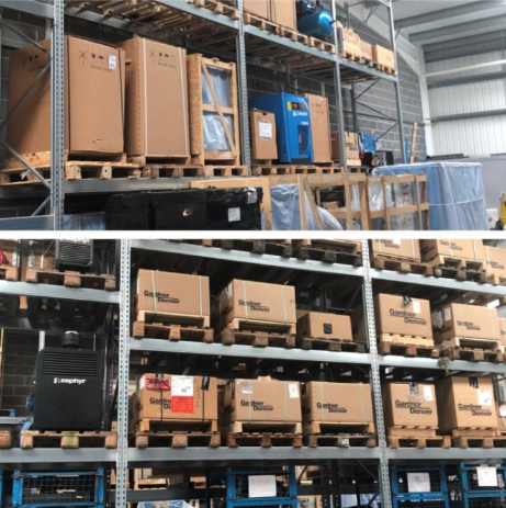 ACB North Hold Stock For All Your Compressed Air Needs