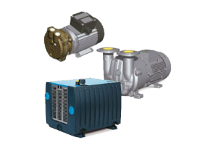 Liquid Ring Pumps from ACB North