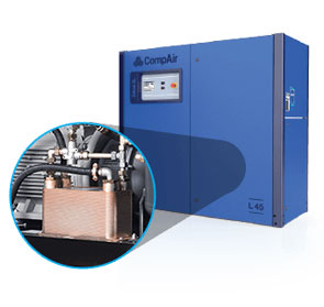 Compressor Heat Recovery Systems