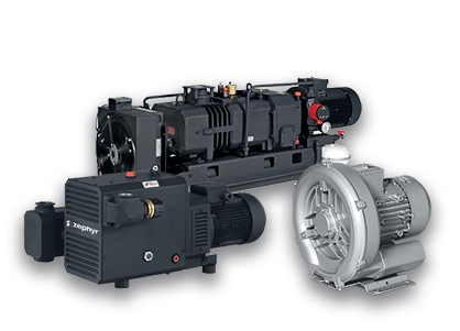 Small Vacuum Pumps from ACB North